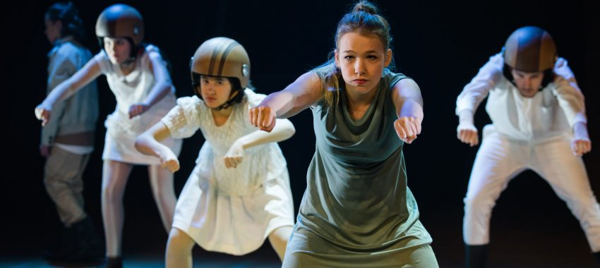 Katharina Katharina in het Ganzenbord, Hofplein, Rotterdam, Hofpleintheater, Jeugdtheater, Jeugdtheaterschool, Voorstelling, kindertheater,