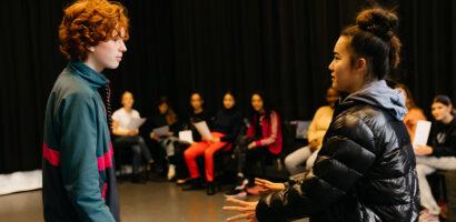 Bevoegd docent beeldende vorming/theatervormgeving
