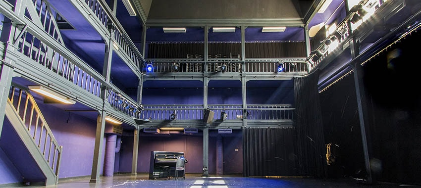 Theaterschool de vide
